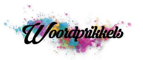 Woordprikkels logo