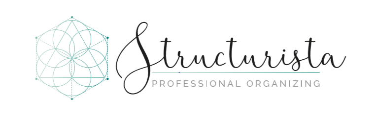 Logo Structurista Professional Organizing