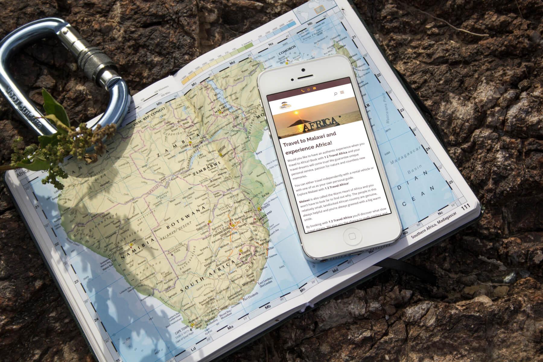 Website 1 2 Travel Africa
