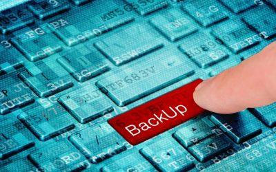 Automatisch backup van WordPress website maken