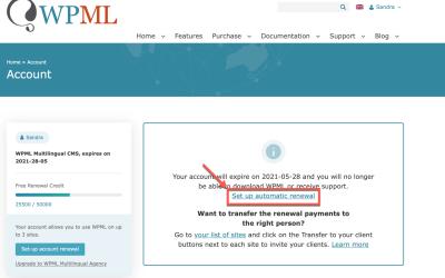 WPML prijsverhoging vermijden